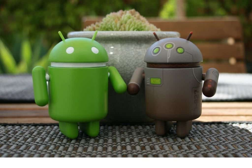 Android logo figure